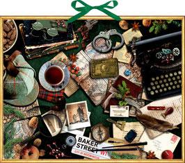 Krimi-Adventkalender mit Sherlock Holmes