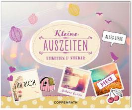 """Stickerbuch """"Kleine Auszeiten"""""""