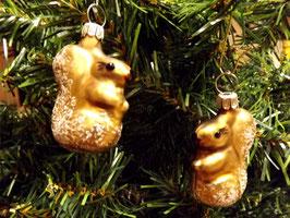 Eichhörnchen aus Glas