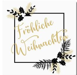"""Duftsachet """"Fröhliche Weihnachten"""""""
