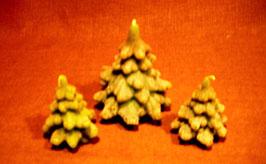 Kerzen Tannenbaum