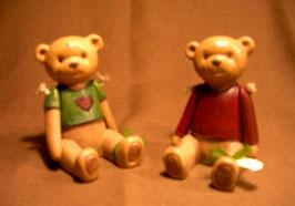 Teddys mit Schlakker-Armen