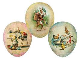Füll-Eier Ostermorgen
