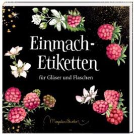 """Stickerbuch """"Einmach-Etiketten"""""""