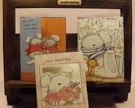 Karten-Sets Bunnys