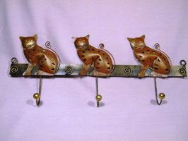 Hakenleiste Katzen