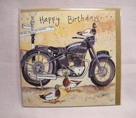 "Karte ""Motorrad"""