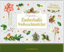 Stickerbuch - Zauberhafte Weihnachtssticker