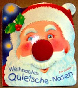 Weihnachts-Quietsche-Nasen