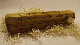 Holz-Kästchen für Räucherwerk