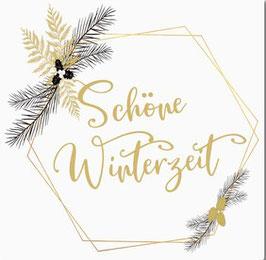 "Duftsachet ""Schöne Winterzeit"""
