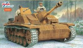 10.5cm Sturmhaubitze 42 Ausf.G w/Zimmerit COD: 6454