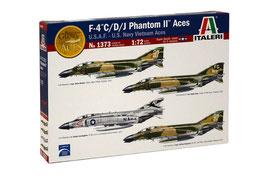 F-4 C/D/J PHANTOM II ACES USAF-US Navy Vietnam ACES COD: 1373