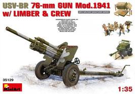 USV-BR 76-mm Gun COD: 35129