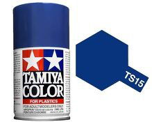 Blue 100ml Spray COD: TS15