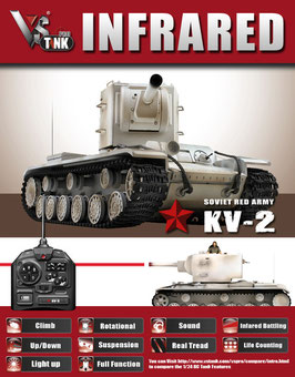 CARRO KV2 Winter Infrared COD: VS2107250