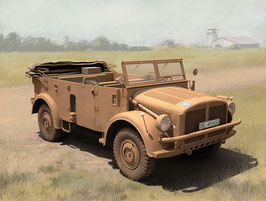 horch 108 typ 40, wwii german personnel car  COD: ICM35505