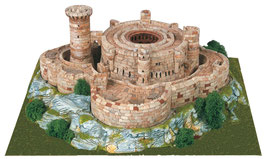 castillo de bellver.palma de mallorca-espana s.xiv  COD: AS1004