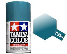 Light Metallic Blue 100ml Spray COD: TS54