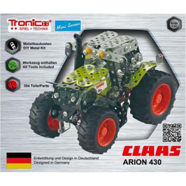 MINI TRATTORE CLAAS ARION 430 COD: 10010