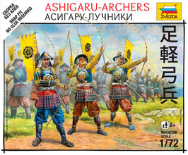 ASHIGARU ARCHERS JAPANESE SAMURAI COD: 6414
