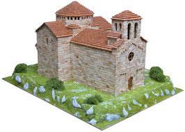 Chiesa di Sant Jaume de Frontanya - Scala 1:80 COD: 1101