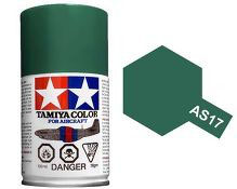 Dark Green (IJA) 100ml Aircraft Spray COD: AS17
