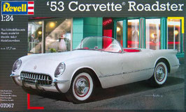 '53 Corvette Roadster COD: 07067