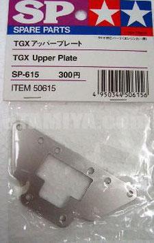 TGX Upper Plate COD: 50615