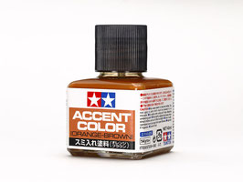 Accent Color (Orange-Brown) COD: 87209