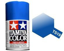 Metallic Blue 100ml Spray COD: TS19