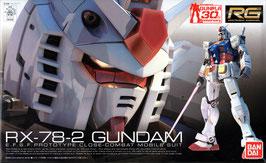 rg gundam rx-78-2 COD: GU716