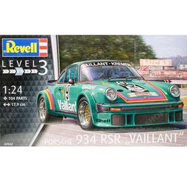 Porsche 934 RSR Vaillant  COD: 07032