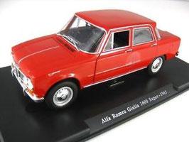 ALFA ROMEO GIULIA 1600 SUPER 1965 COD: 124018