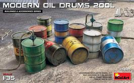 MODERN OIL DRUMS 200L COD: 35615
