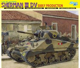 Sherman III DV COD: 6573