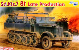 Sd.Kfz. 7 8t Late Production COD: 6562