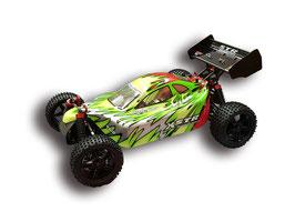 1/10 auto radiocomandata brushless buggy 4wd COD: 1050-02