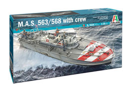 M.A.S. 563/568 with crew COD: 5626