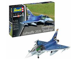 "Eurofighter Luftwaffe 2020 ""Quadriga"" COD: 03843"