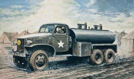 2 ½ Ton, 6x6 Water Tank Truck COD: 201