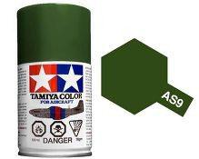 Dark Green (RAF) 100ml Aircraft Spray COD:  AS9