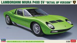 "Lamborghini Miura P400 SV ""Detail Up Version""  COD: 20439"