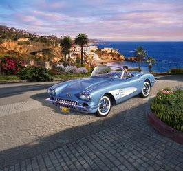 '58 Corvette Roadster COD: 07037