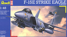 F-15E STRIKE EAGLE COD: 04891