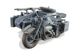 ZUNDAPP KS 750 with Sidecar COD: 7406