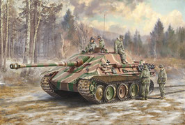Sd.Kfz.173 JAGDPANTHER with winter crew COD: 6564