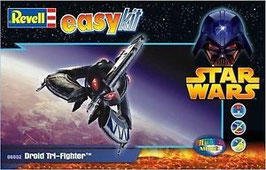 STAR WARS EASYKIT DROID TRI-FIGHTER  COD: 06652