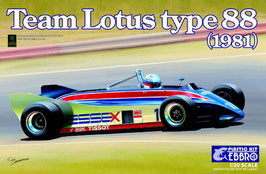 Team Lotus Type 88 1981 COD: EB011