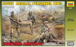Soviet Medical Personnel (1943-1945) COD: 3618